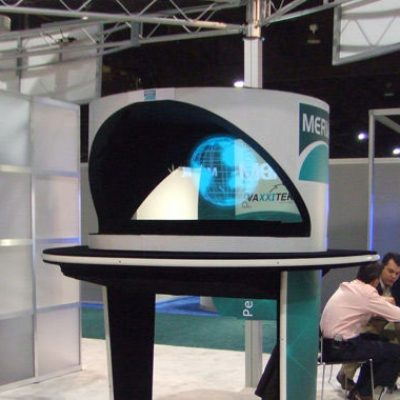 trade-show-hologram-projector